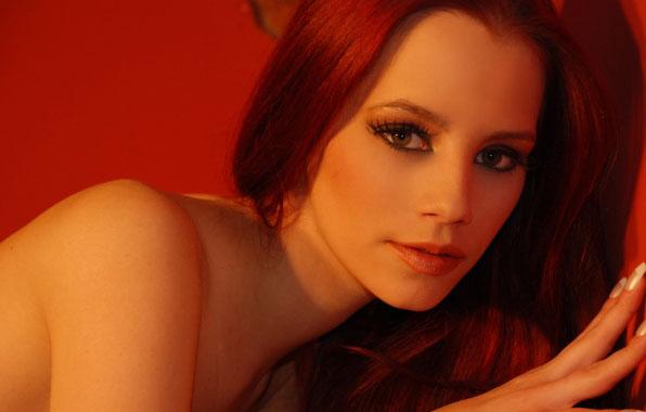 Ariel, порноактриса, фотомодель, лицо.