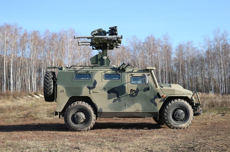 Передовое вооружение России: новейший комплекс «Гибка-С» готовится к серии испытаний