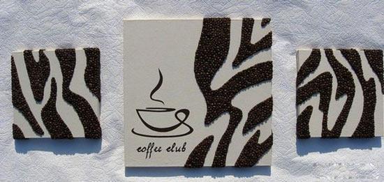 Поделки из кофейных зерен (25 фото)