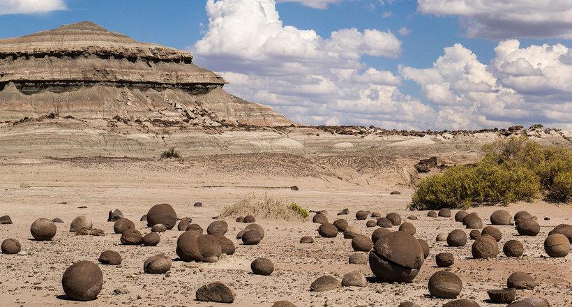 Исчигуаласто — земля динозавров в Аргентине