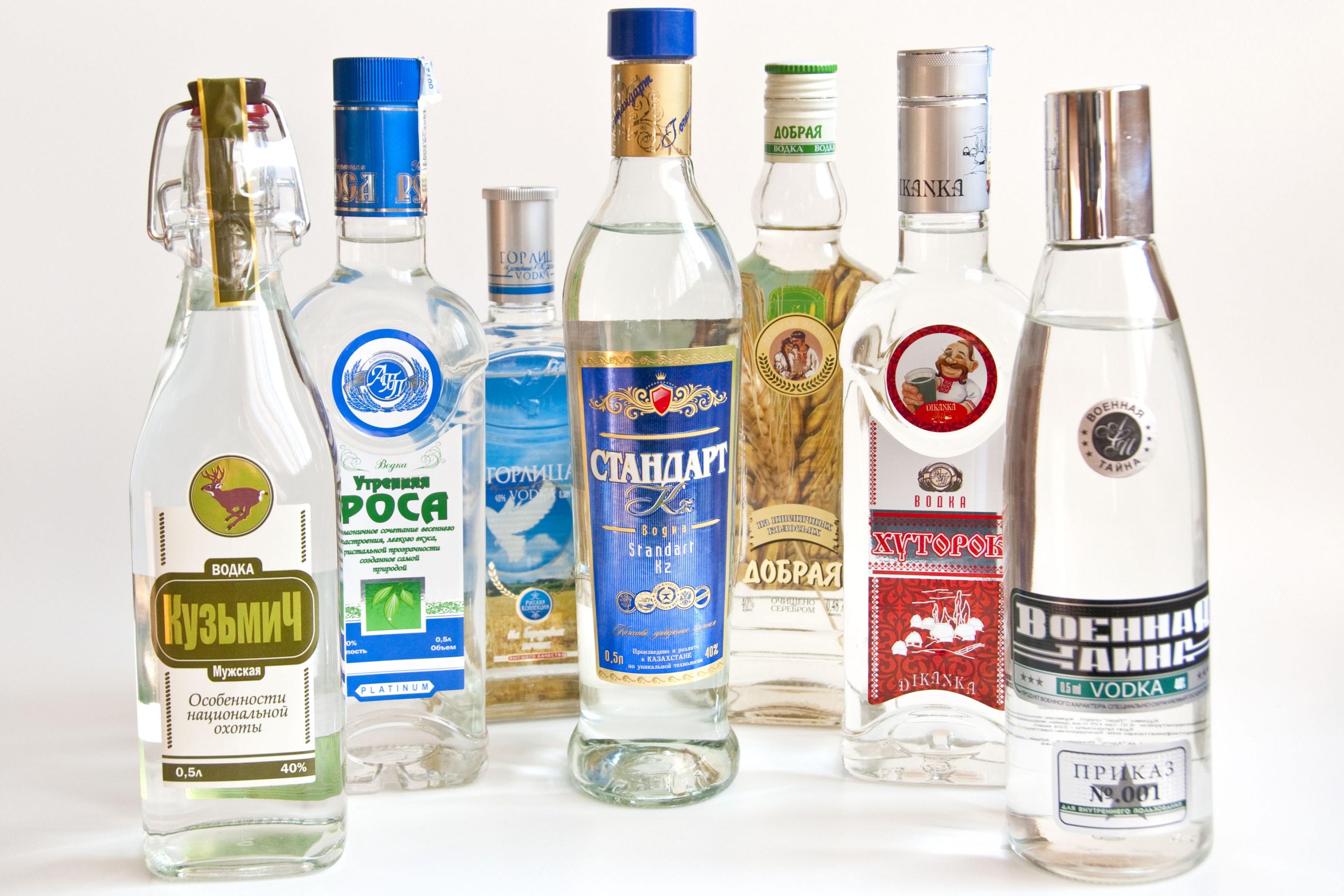 Медики рассказали о целебных свойствах водки