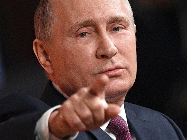 Путин получил план выдворени…