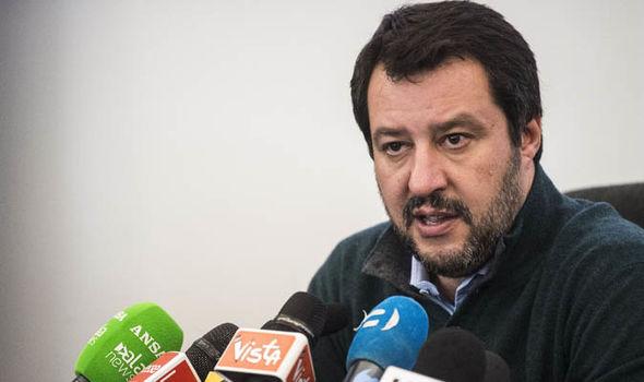 Глава МВД Италии заявил, что чувствует себя в Москве «как дома»