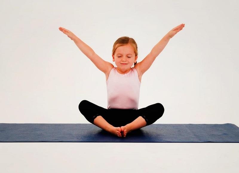 упражнение бабочка в йоге