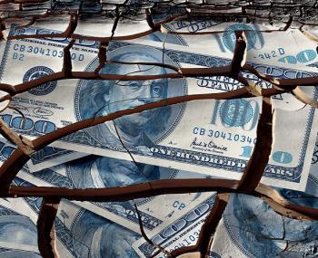"""Крах доллара: США грозит потеря """"заоблачных привилегий"""""""