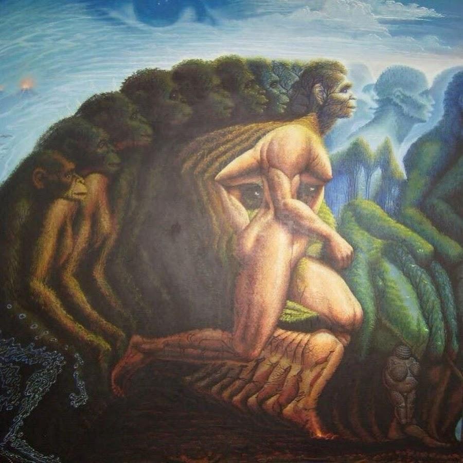 Картины художника Октавио Окампо 19