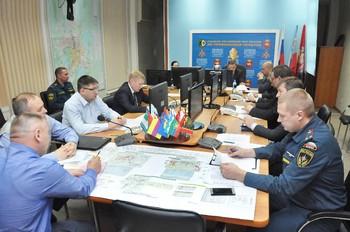Энергетики «Челябэнерго» поучаствовали в учениях штаба по энергобезопасности