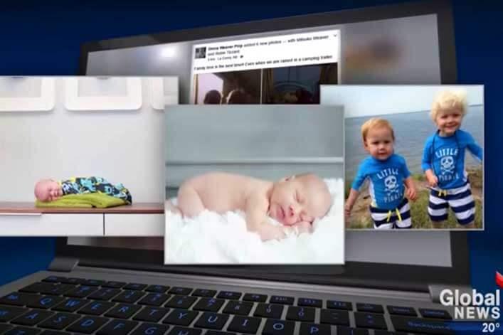 Никогда не публикуйте фото своих детей в соцсетях