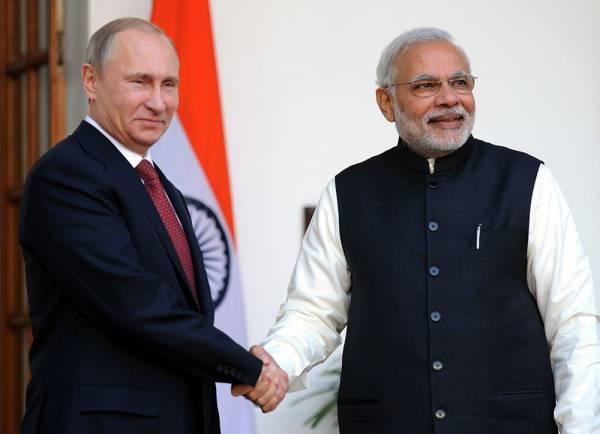 Плодотворные переговоры: как прошла встреча Владимира Путина и Нарендры Моди