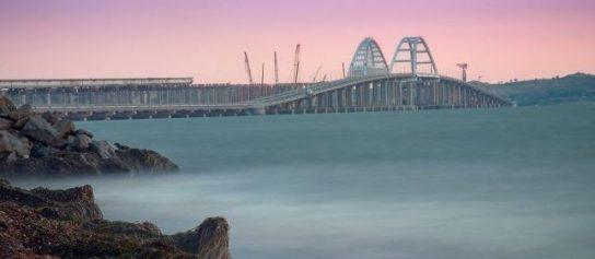Украинцы покупают экскурсии для желающих убедиться в реальности Крымского моста