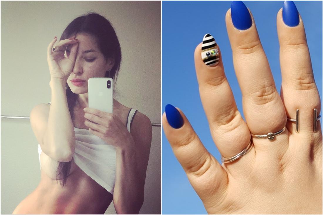 «А где же ногти, Лена?!»—  Миро