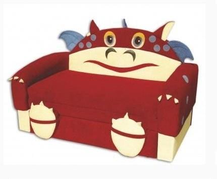 Веселый диван