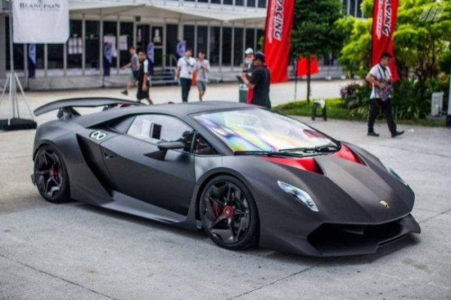 Роскошные автомобили, о которых мечтают даже миллиардеры