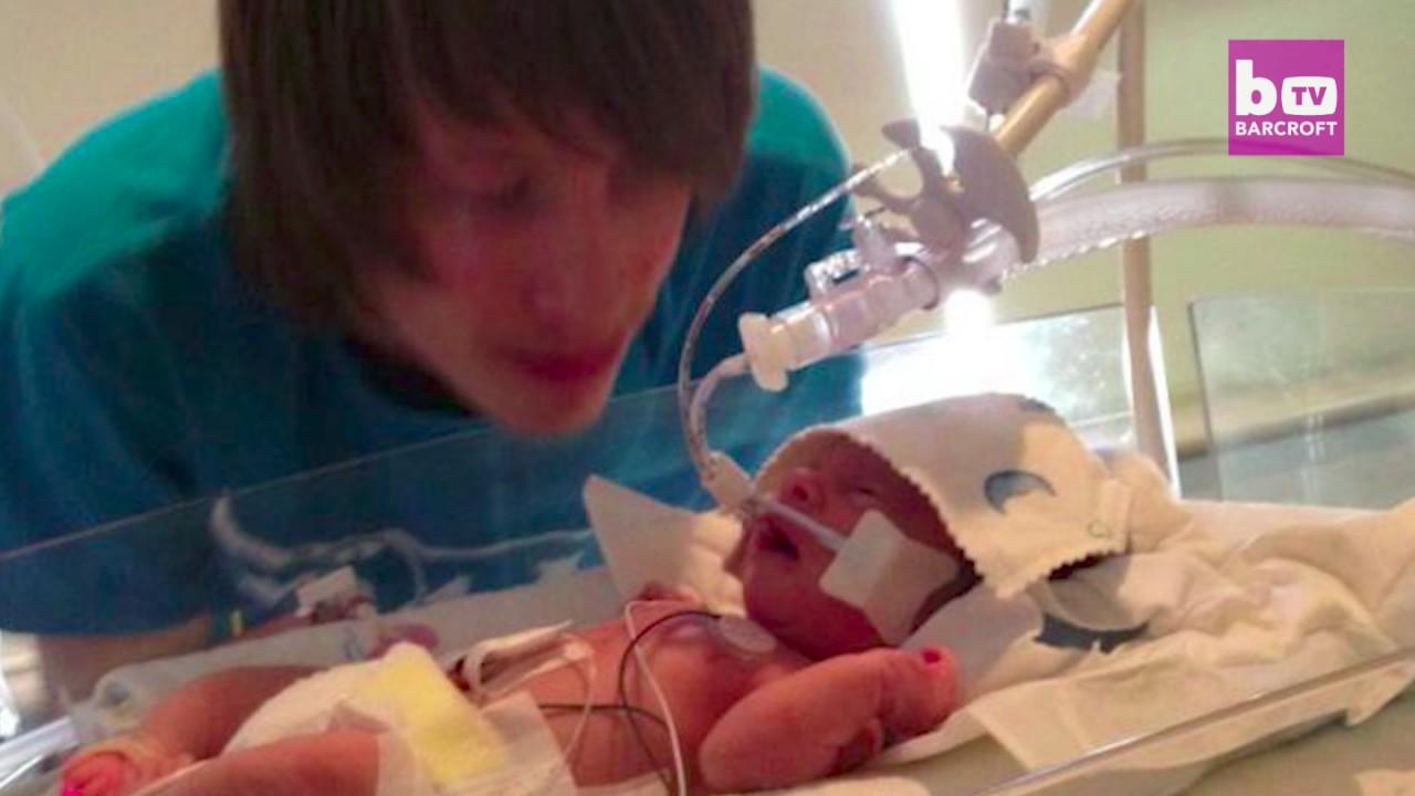 Кости этого малыша могут сломаться даже от сильного чихания, но он все еще жив благодаря своей силе воли