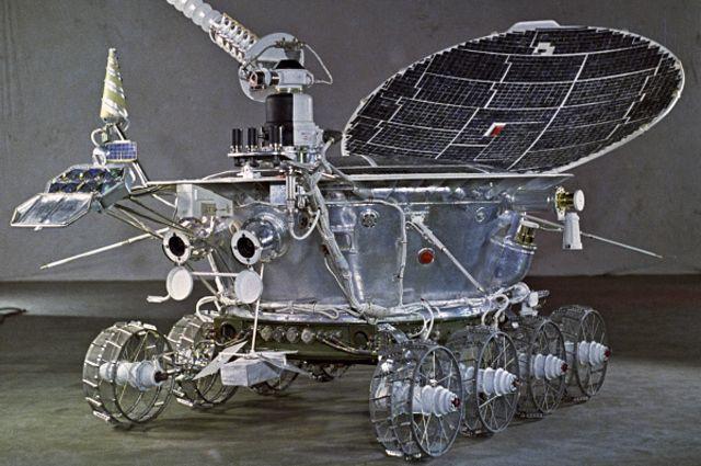 Советские луноходы : неизвестные факты