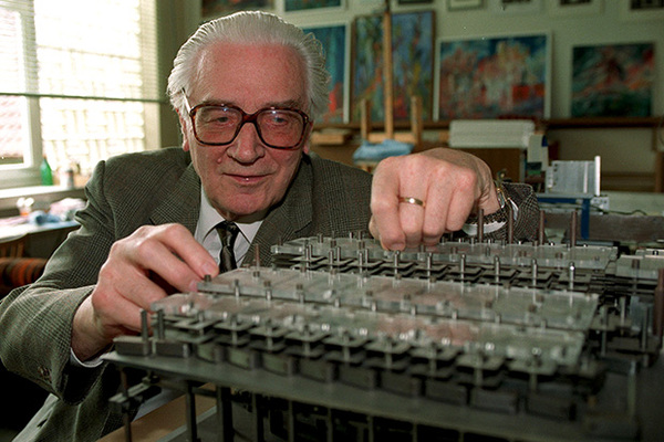 Его имя забыто. Но он создал первый в мире компьютер для фюрера