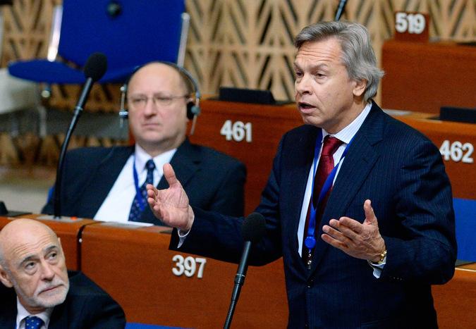 Россия может выйти из Совета Европы в 2015 году