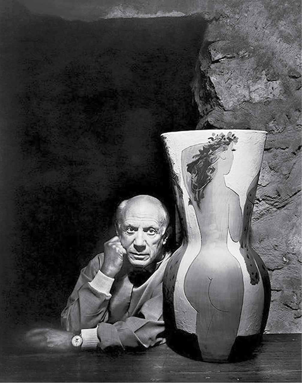 Пища для ума. Пабло Пикассо. 1881–1973