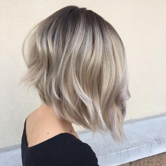15 восхитительных вариантов окрашивания волос в стиле балаяж