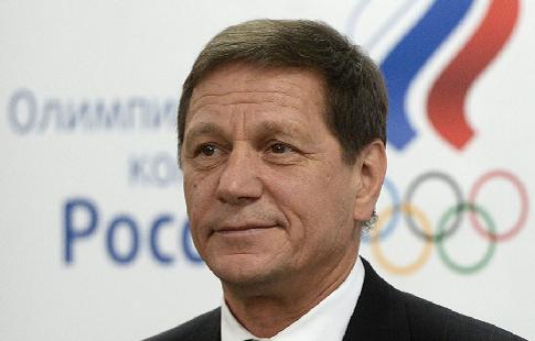 """Жуков: """"Форму для россиян на олимпиаду будем изготавливать мы"""""""