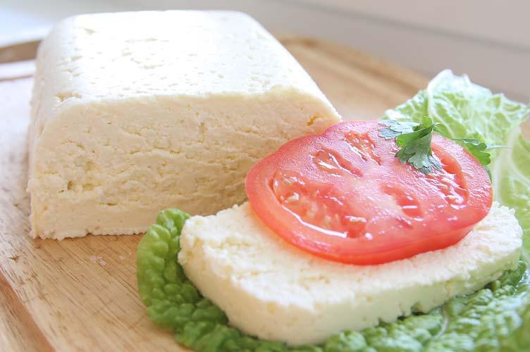 Адыгейский сыр своими руками за 1 час