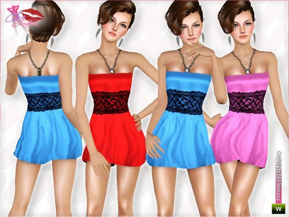 Платье от Cleotopia