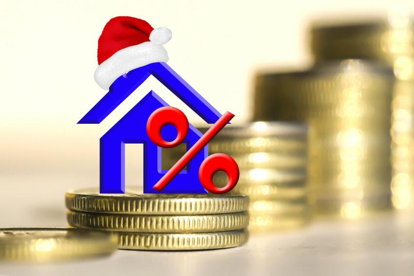 Стала известна цена аренды квартир на новогодние праздники