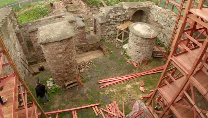 В Великом Новгороде найден «зеркальный клад»