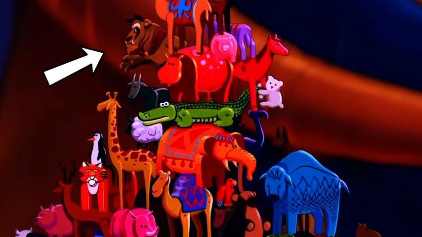 7 странных посланий в детских мультфильмах