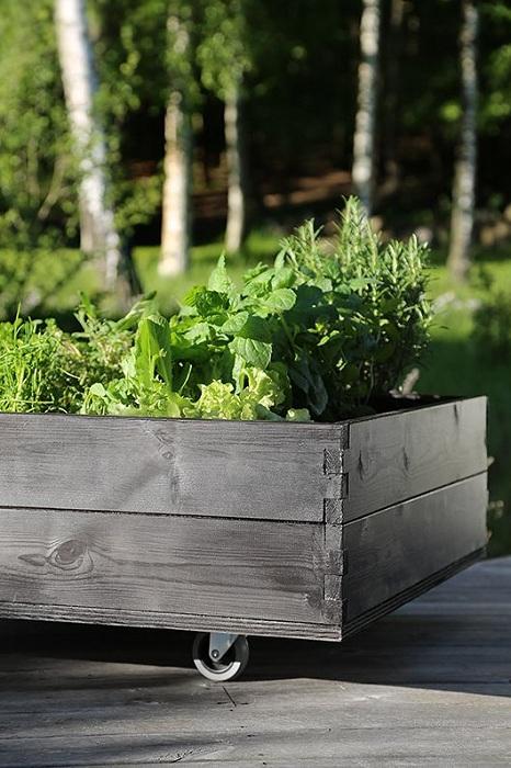 Для начинающих любителей сада и огорода стоит присмотреться к такому типу оформления рабочей зоны.