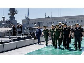 «Расширение горизонтов»: как новая военно-морская база откроет возможность для усиления Каспийской флотилии