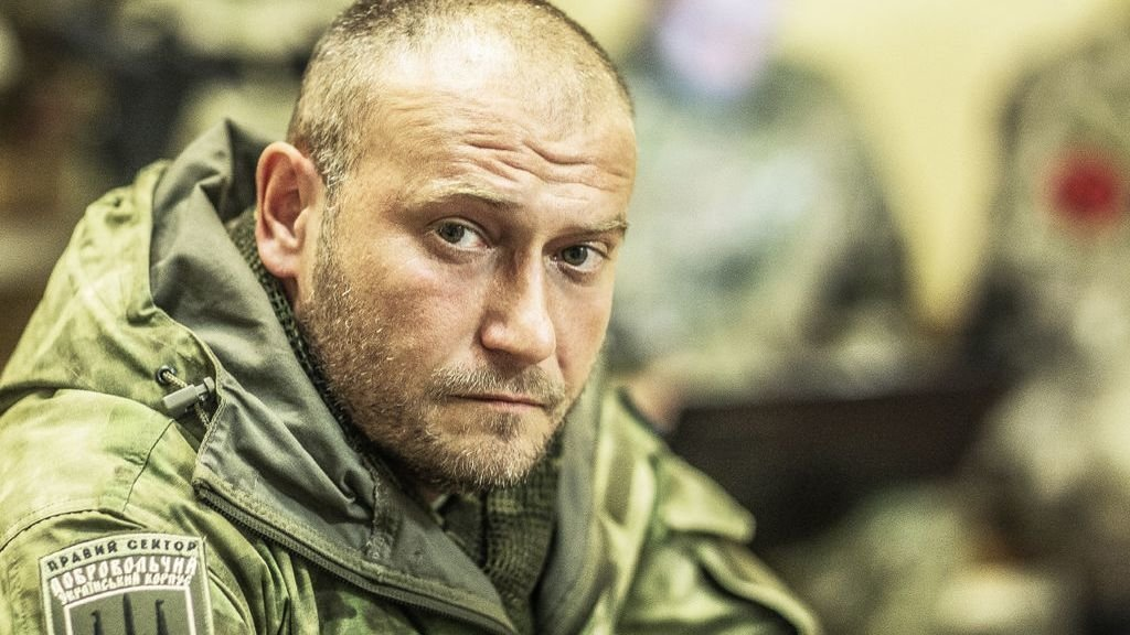 Ярош собирает «единый ударный кулак» для силового решения конфликта в Донбассе