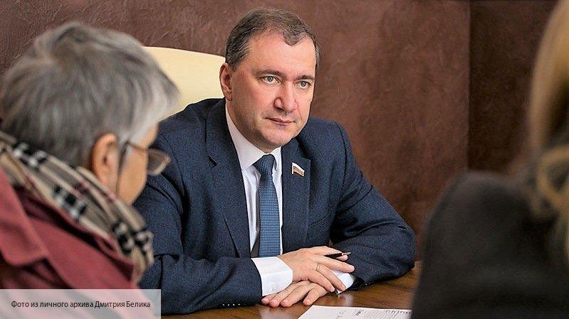 «Ответ всем критикам российской власти»: в Госдуме отметили важность национальных проектов