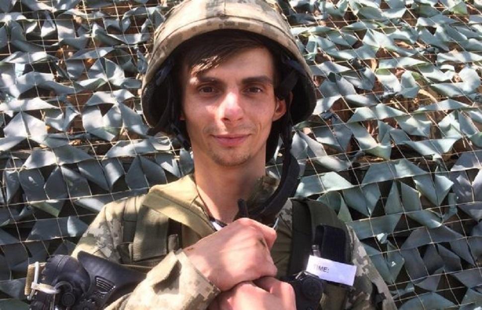 Поляк, воюющий за ВСУ в Донб…