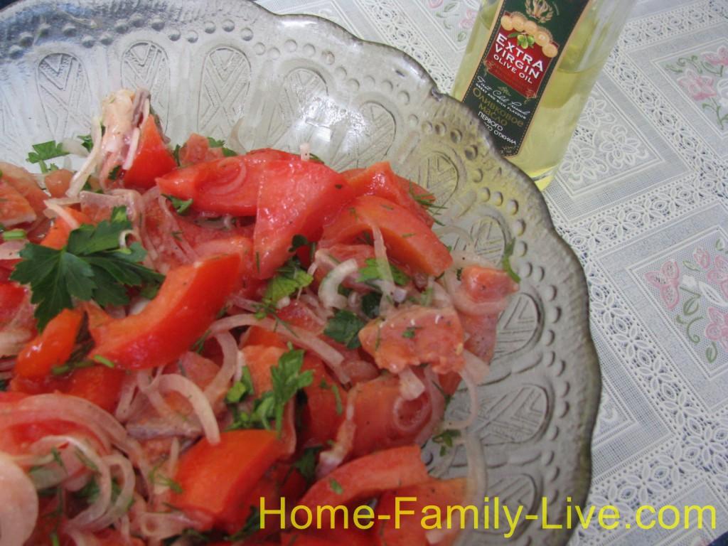 Салат амурский фото рецепт