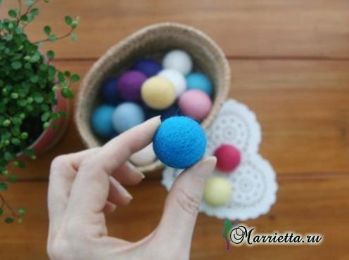 Мокрое валяние шариков из шерсти (3) (496x370, 138Kb)