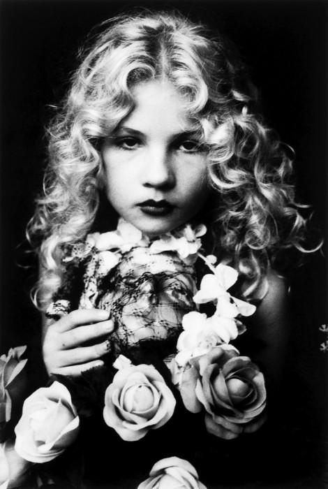 Ева Ионеску в детстве. / Фото: www.curiator.com