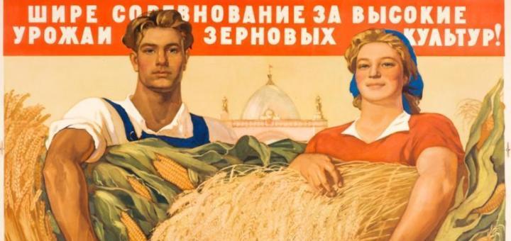 Как СССР решал продовольственную программу