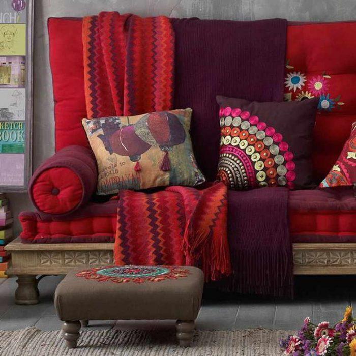 Интерьерный текстиль в современном стиле: советы по выбору