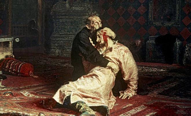 Как на самом деле выглядел Иван Грозный