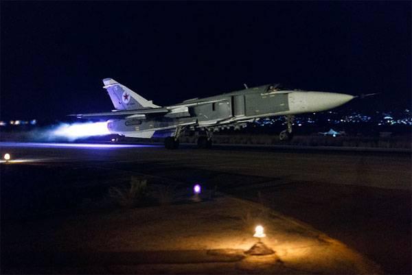 СМИ: Российская авиация нане…