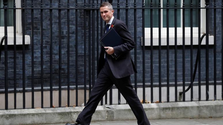 Министр обороны Великобритании: в «прохладной войне» Россия невероятно активна