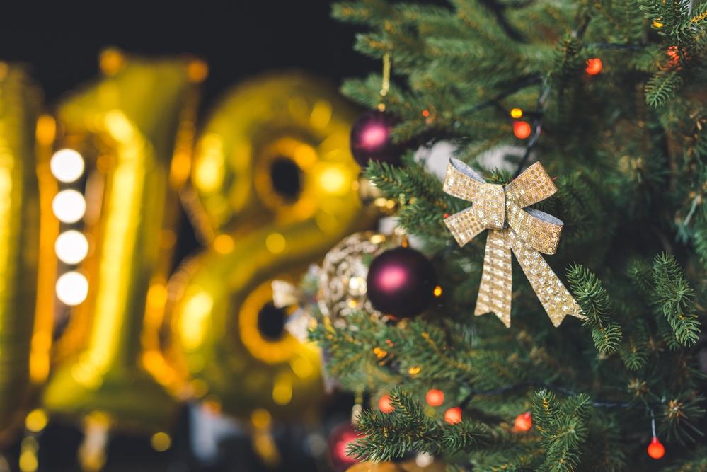 Суперские идей для дизайна новогодней елки