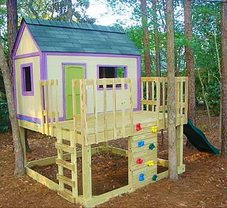Как сделать дом для ребенка своими руками 5