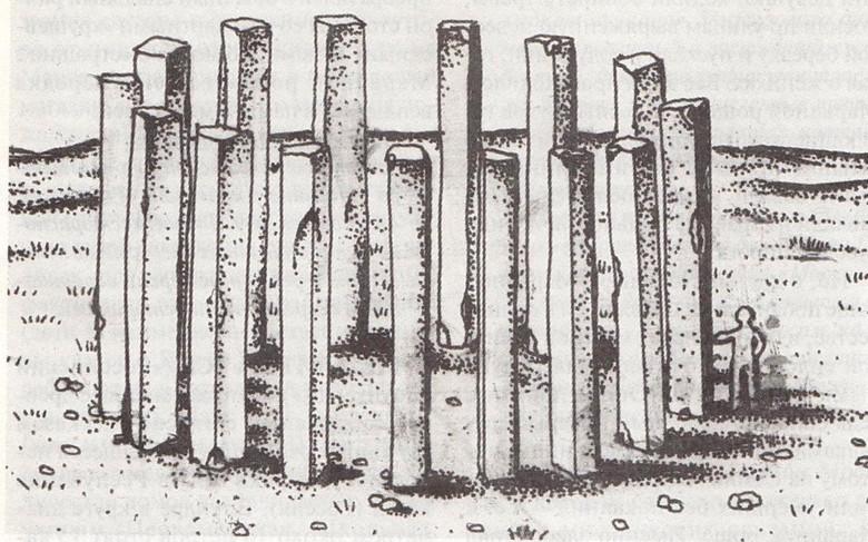 """""""Полярный Стоунхендж"""": Загадка мегалитов на реке Усе"""