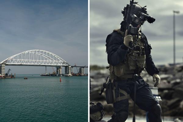 Версия: на базе в Бердянске «морские котики» готовят атаку на Крымский мост