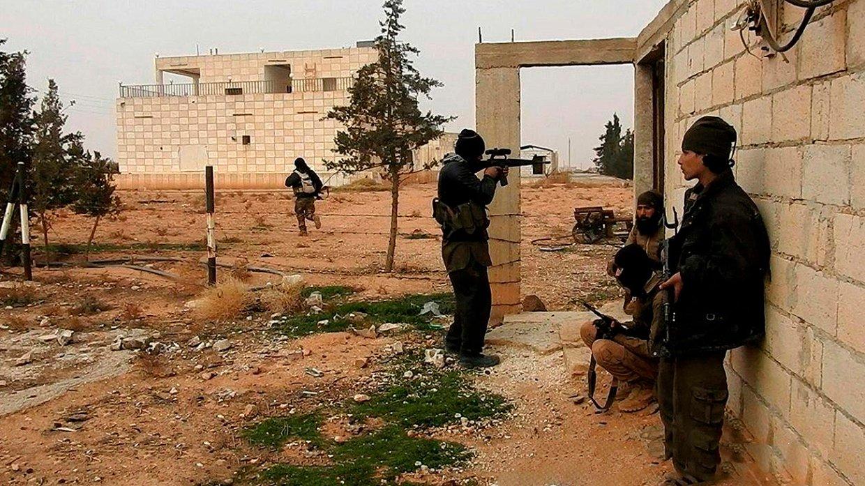 ИГИЛ сняло осаду курдов SDF …