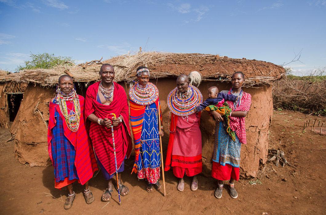 «Свадьбы народов мира»: масаи