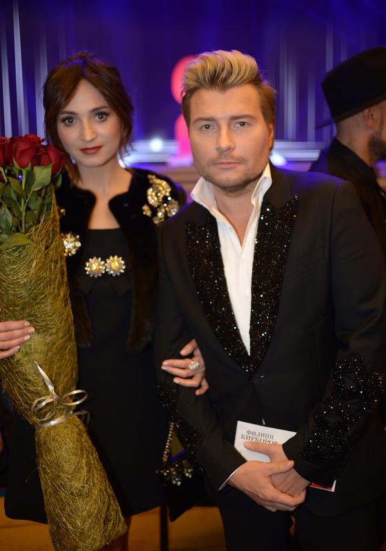 Николай Басков и Софи