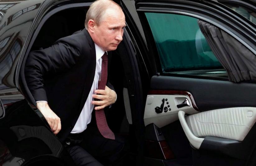 Путин прибыл в Крым и ликвид…